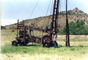 drilling_rig  - American Windmills Co